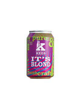 Its a Blonde - Brouweij Kees