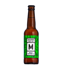 Male Brewing - Smashing Pale or Lucky IPA