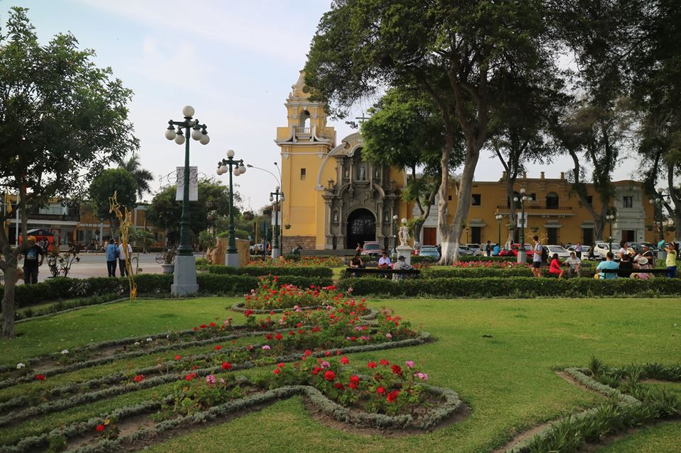 Traveling in Cuzco and Lima, Peru
