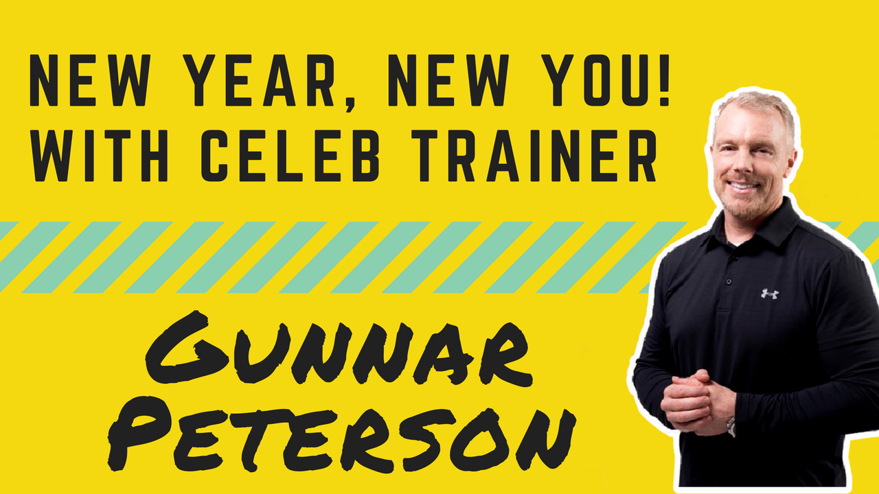Meet The New You This New Year With Tips From Celebrity Trainer, Gunnar Peterson