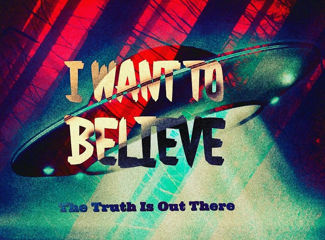 I Want to Believe - The Government & Skinwalker Ranch