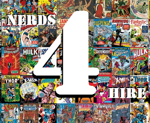 Nerds for Hire 05-08-18