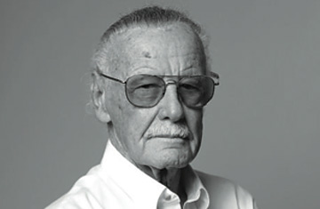 Mr. 100 & The Five Star Man - Stan Lee