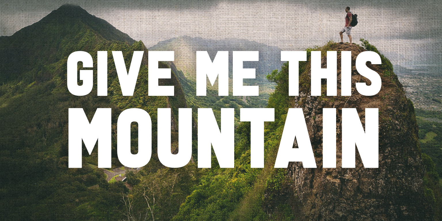 Give Me This Mountain 2019