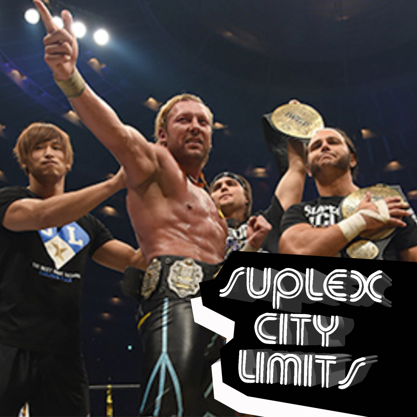 Suplex City Limits Ep. 165