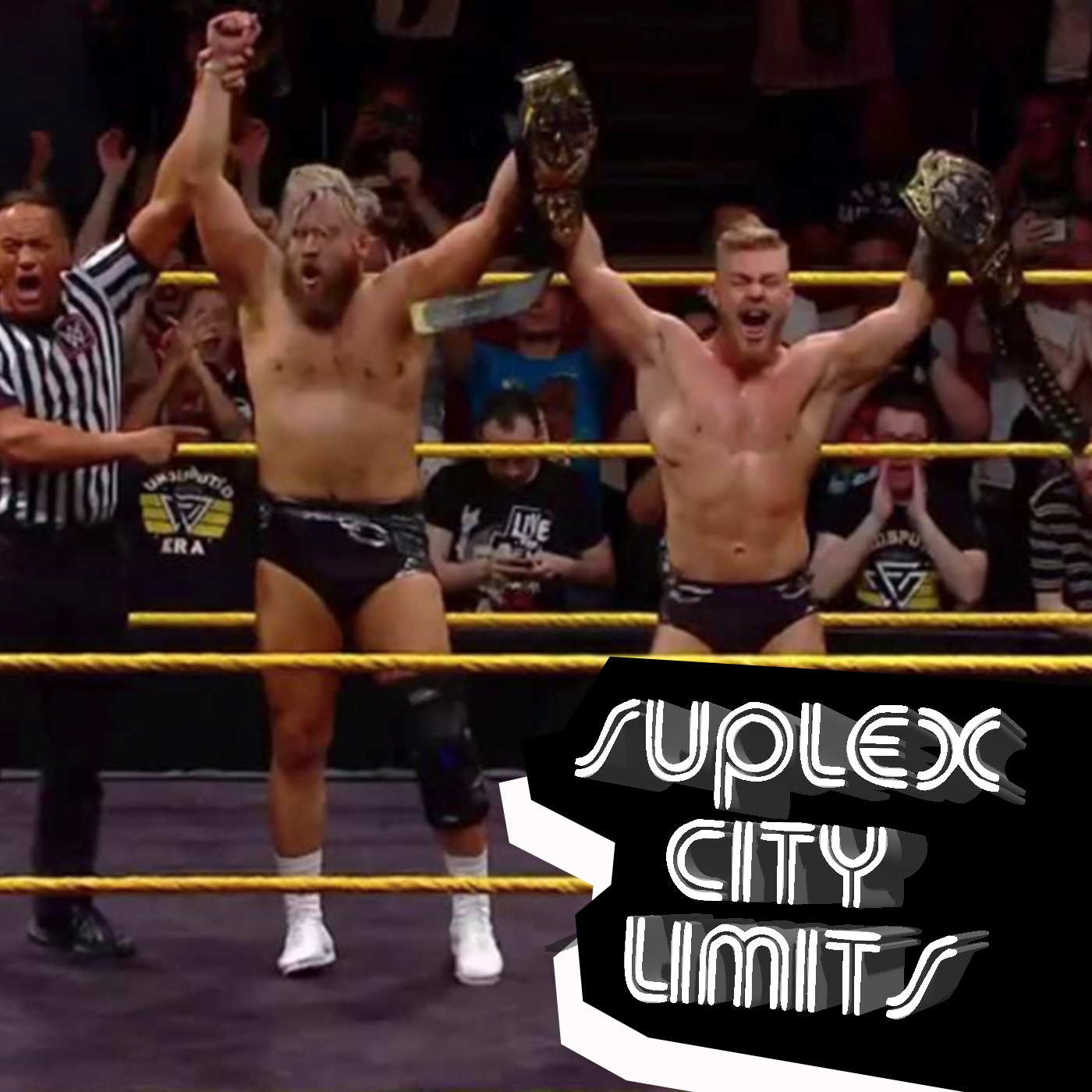Suplex City Limits Ep. 168
