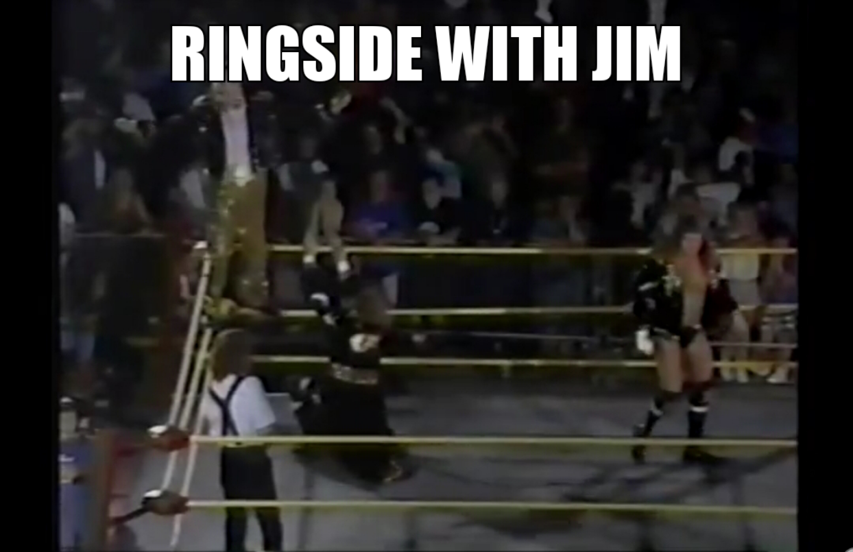 Ringside with Jim Episode 10