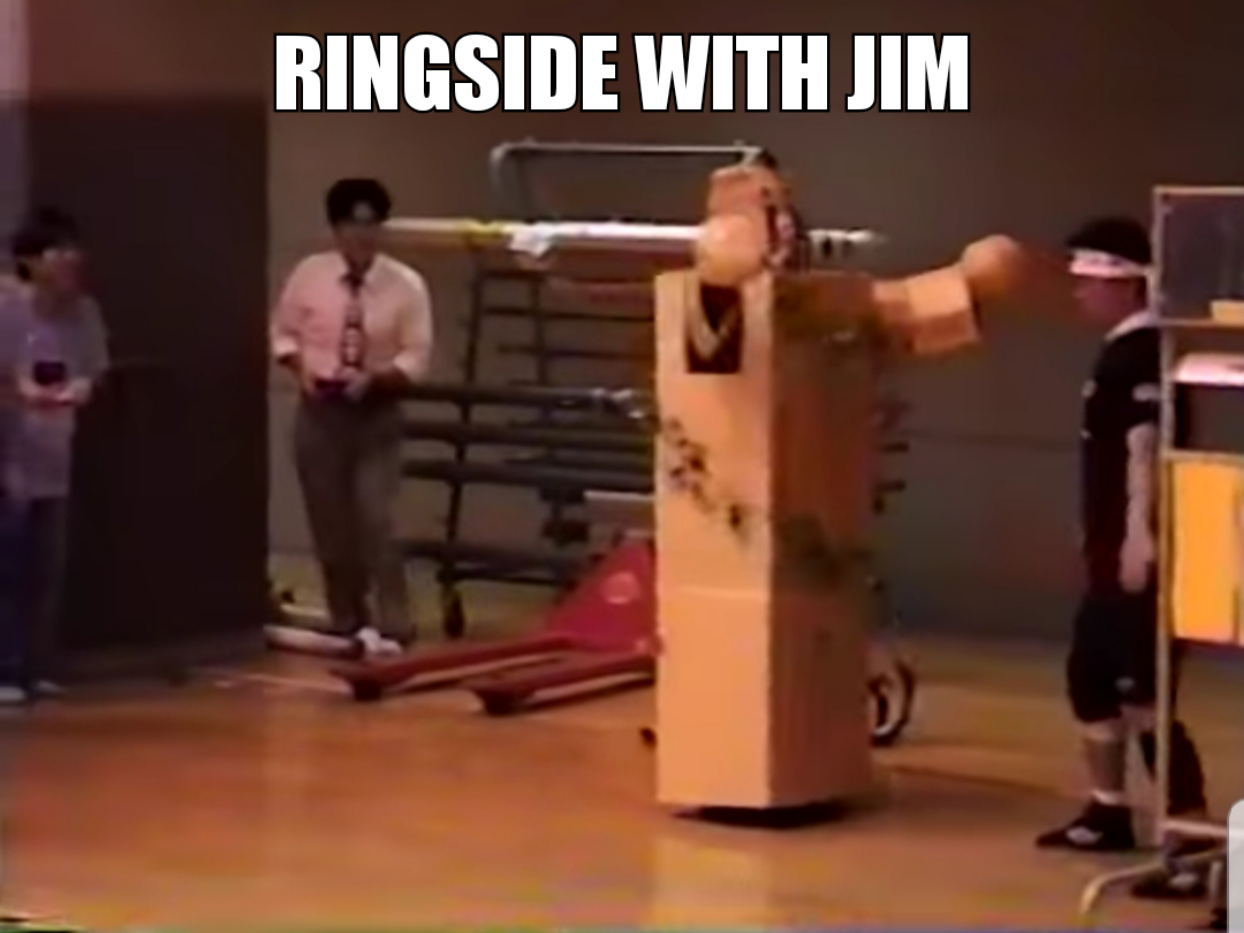 Ringside with Jim Episode 11