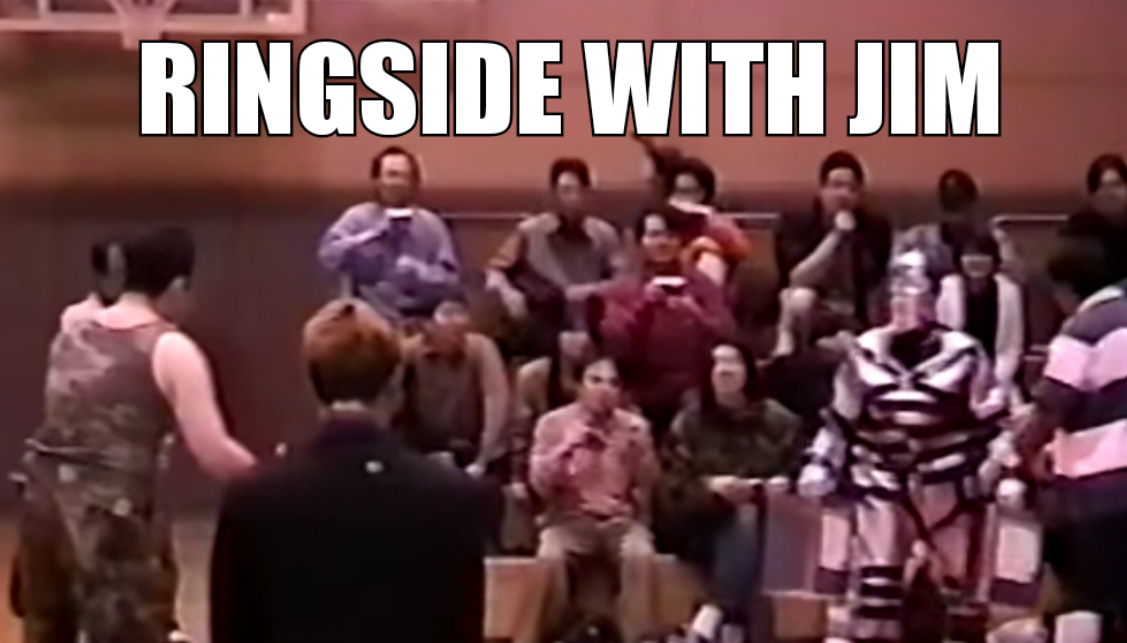 Ringside with Jim Episode 12