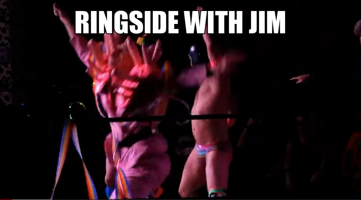 Ringside with Jim Episode 13