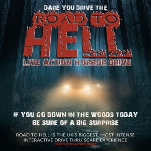ScareTrack- Road To Hell - Live Action Horror Drive / Brina (Event Director)