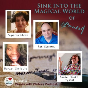 Episode #12: Sink Into the Magical World of Poetry