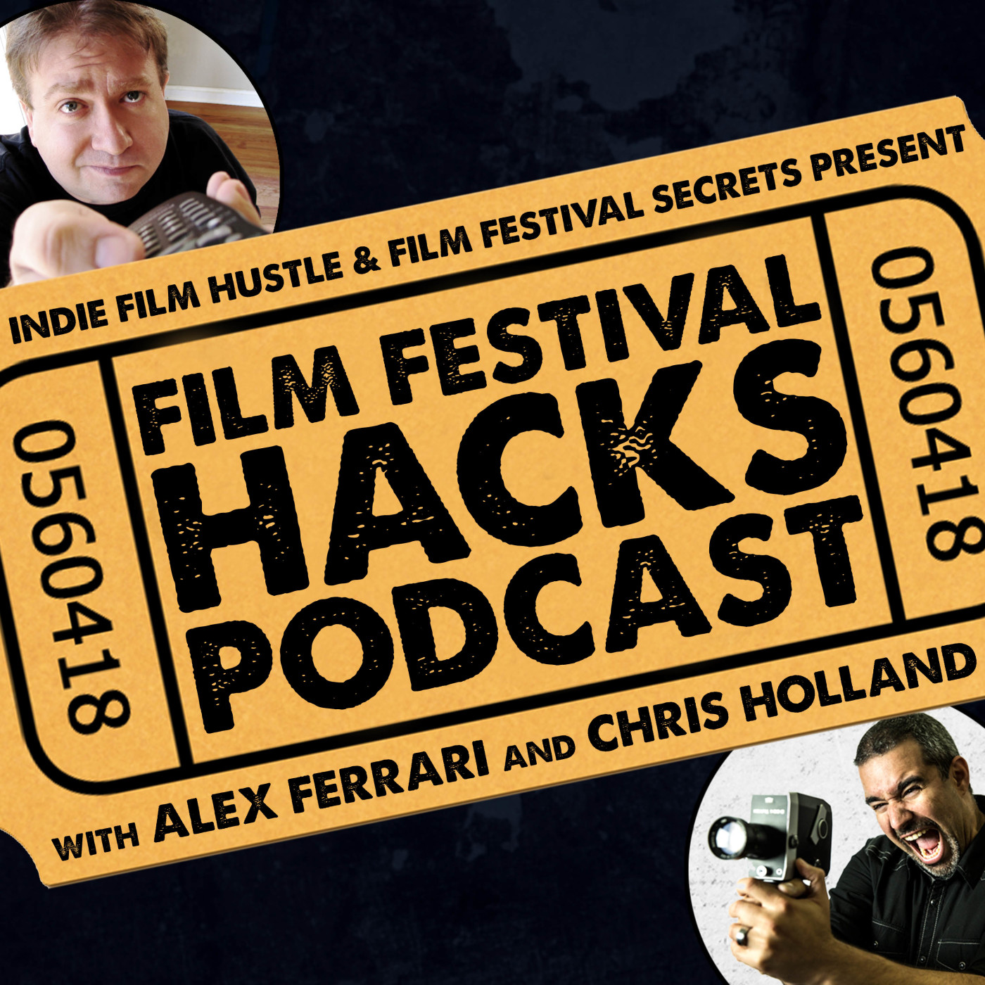 The Power of Humor in Festival Submissions - Film Festival Hacks Podcast: 004