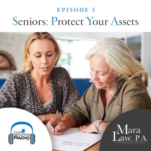 Seniors: Protect Your Assets