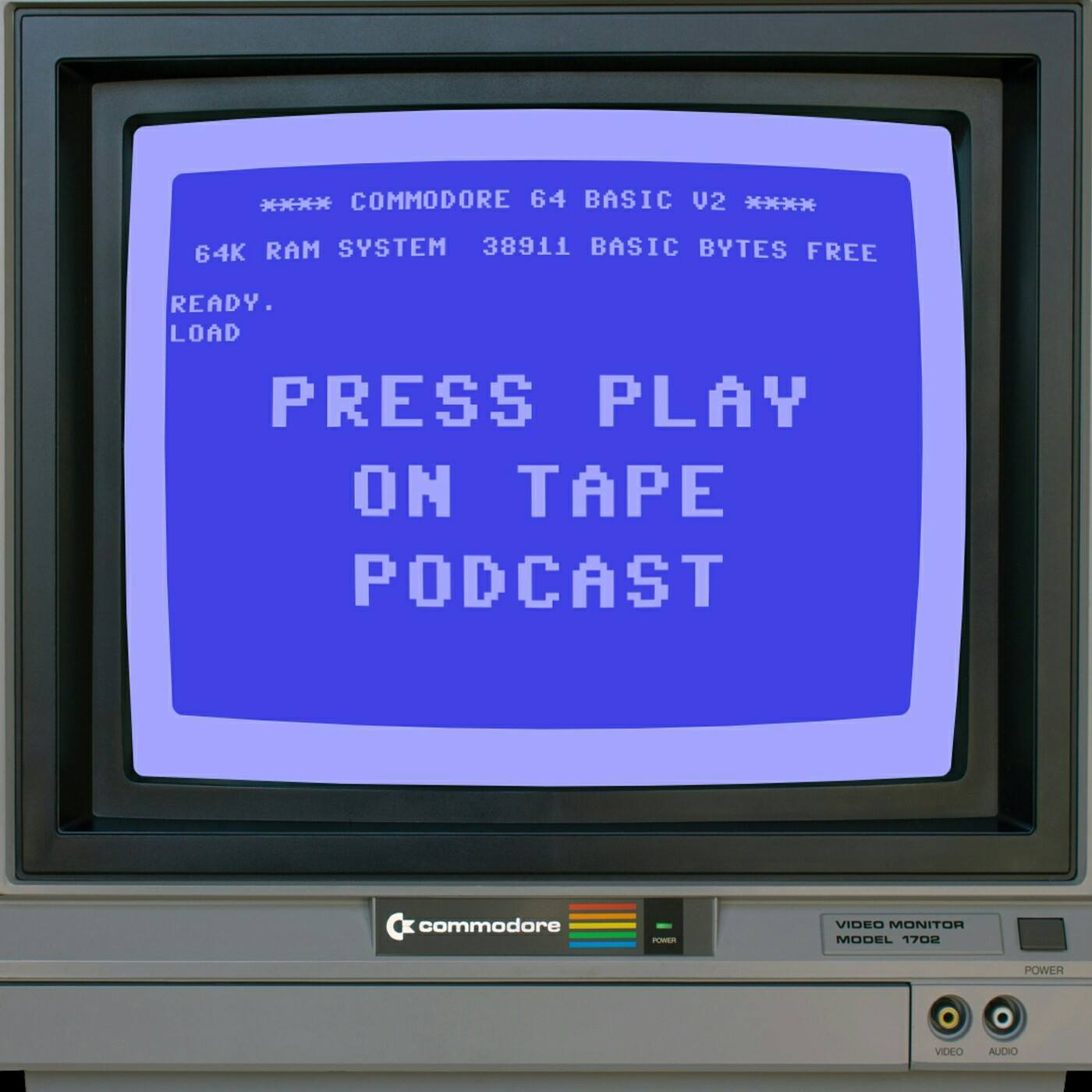 Episode 33: Training to keep up with the Commodore - featuring Marc from Game the System