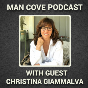 Trauma Recovery, Piece by Piece with guest Christina Giammalva - The Man Cove Wellbeing Talk Show - My Trauma, Your Trauma - Interview - Series 3 - Epi 8