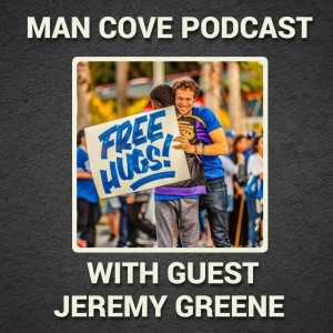 Social Anxiety and School Life Trauma with guest Jeremy Greene - The Man Cove Wellbeing Chat Show - My Trauma, Your Trauma - Interview - Series 3 - Epi 1