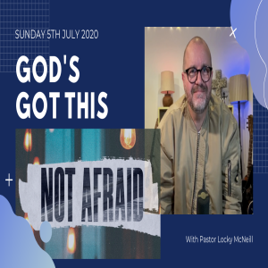 Not Afraid : Week One