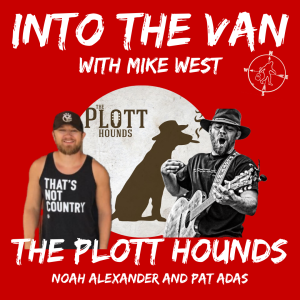 Into the Van with The Plott Hounds!