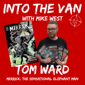 Into the Van with Tom Ward!