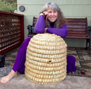 Treatment-Free Beekeeping Podcast - Episode 45 - Susan in Southern Washington