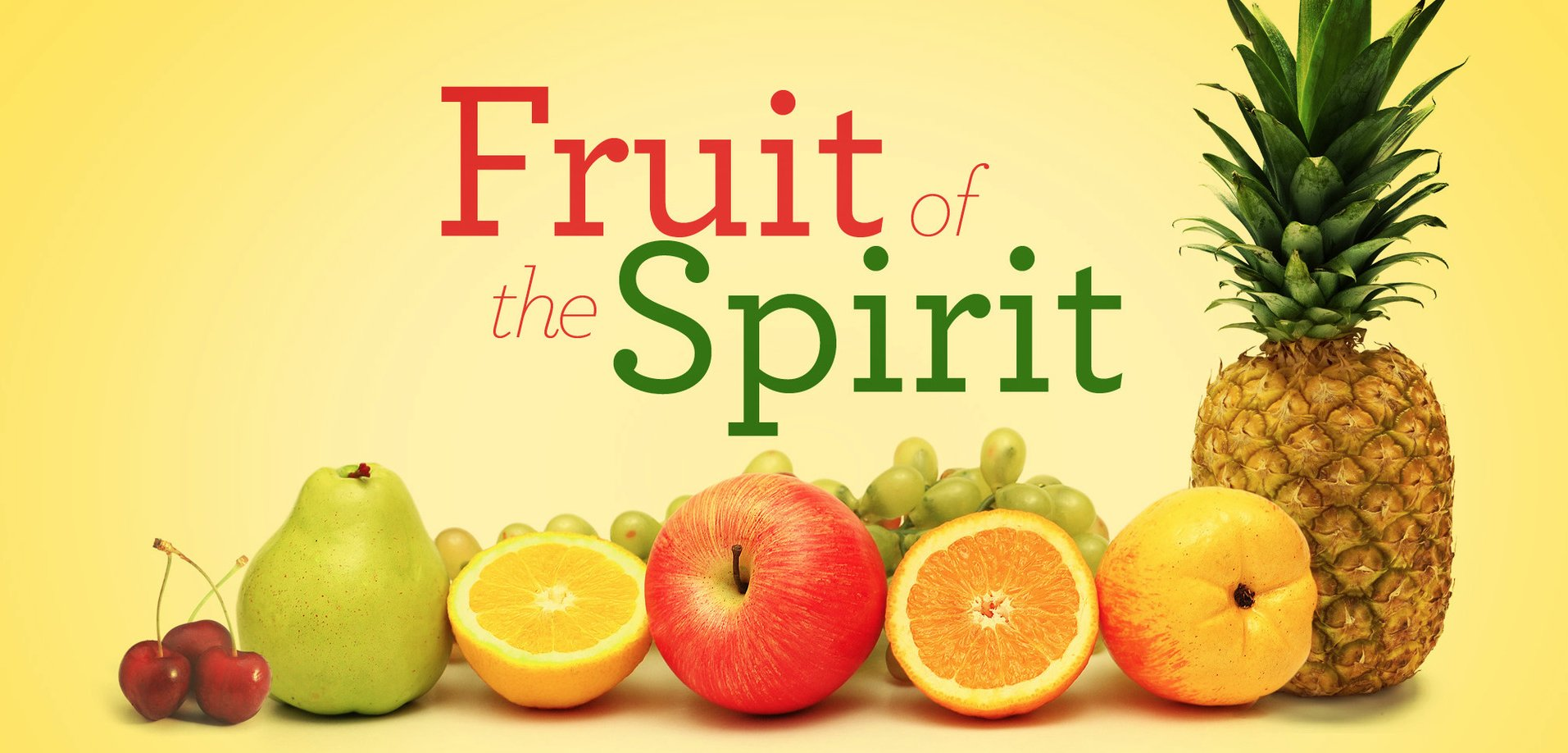 Bearing Fruit - Fruit of the Spirit Series (Jeremy Bowling)