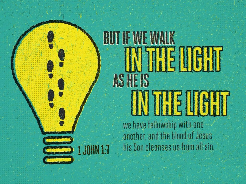 Walk in the Light - I John 1:5-2:2 (Jeremy Bowling)