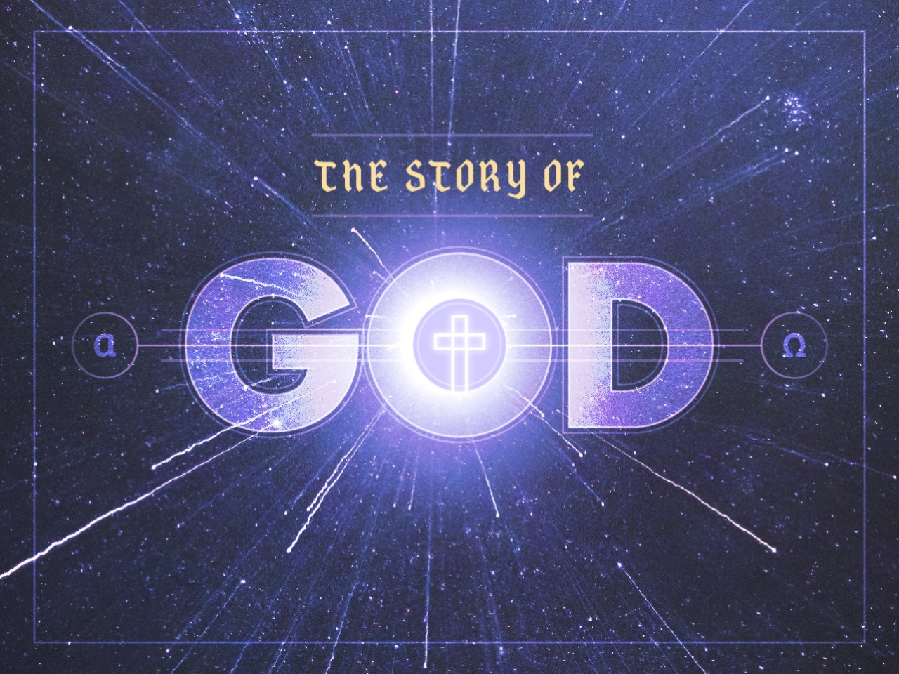 The Story of God: The New Creation