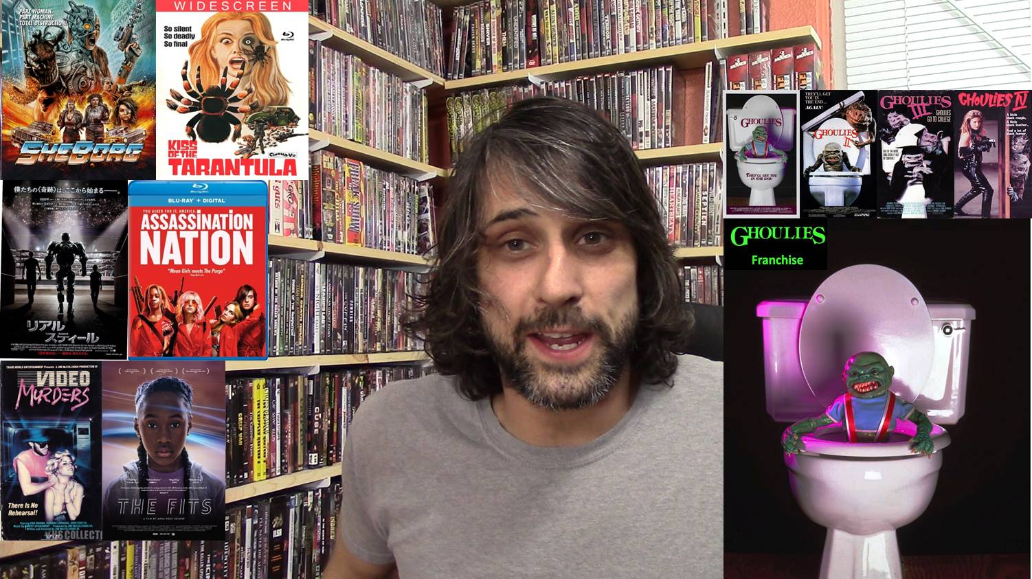 Mrparka's Weekly Reviews Episode 89 (Audio Version) (Ghoulies Franchise)