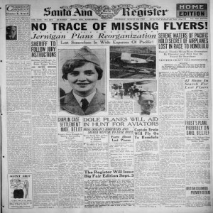 1.25: A Race To Oblivion: The 1927 Dole Air Derby