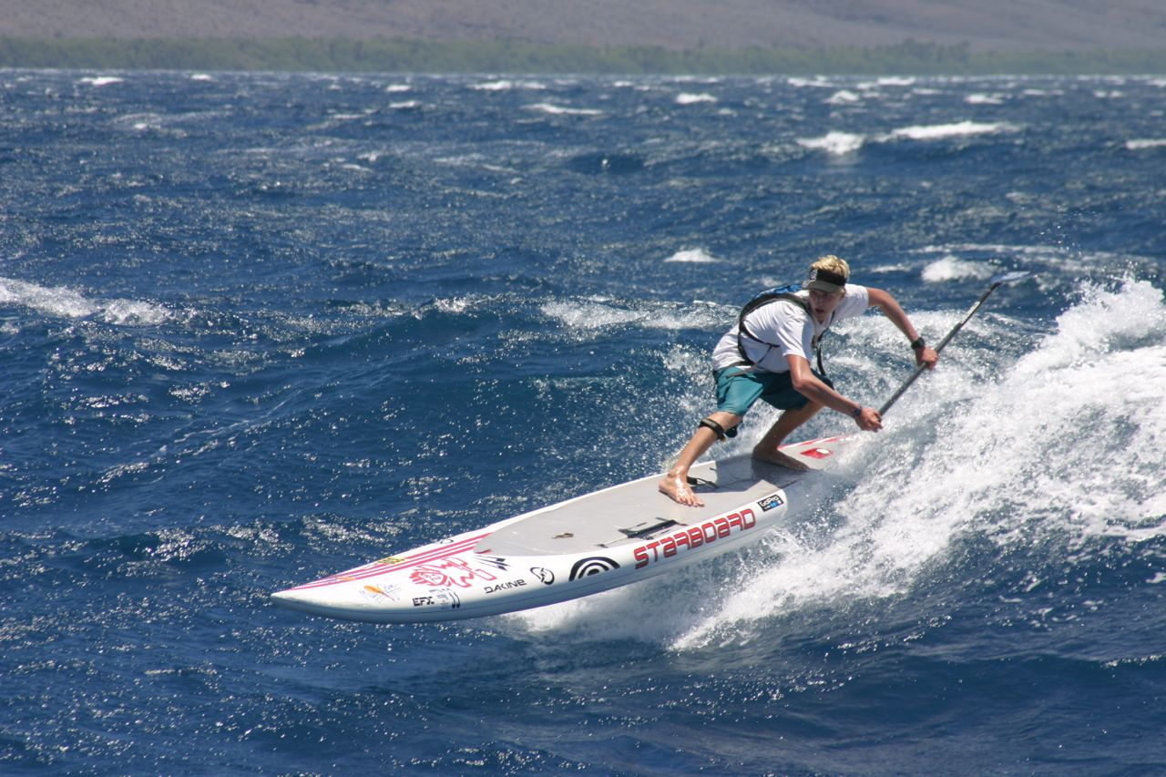 Connor Baxter - The world's winningest paddler on training, technique, competitive nature and downwind mastery