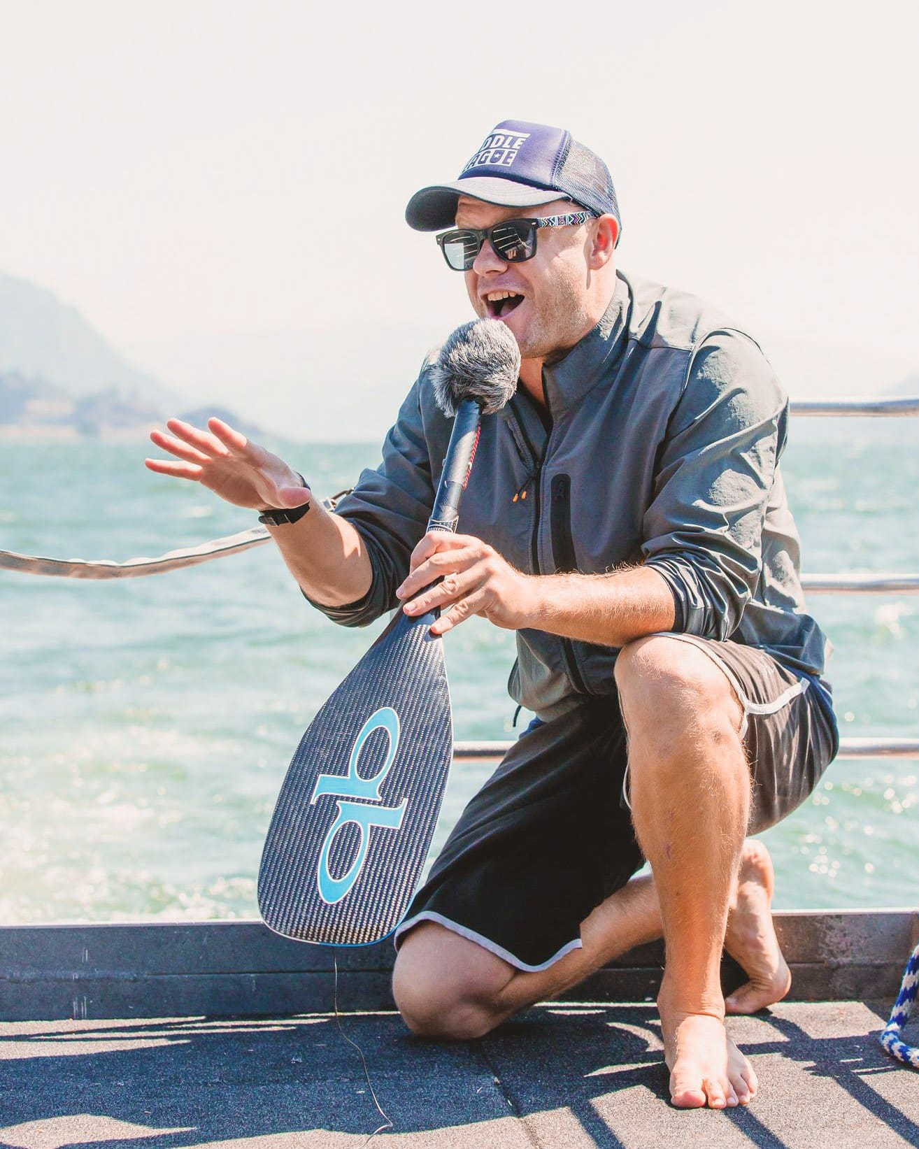 The Paddle League, Olympic SUP Drama, APP World Tour, Pro SUP Surfing and More with Chris Parker of SUPracer.com