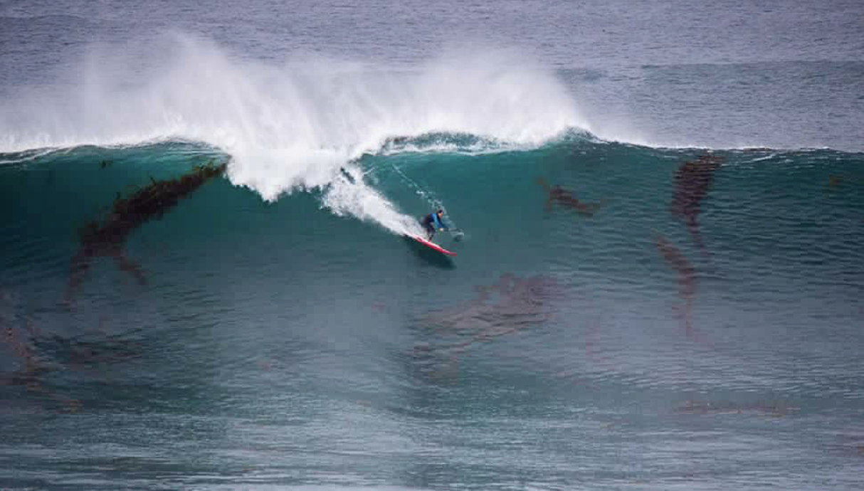 The Euro Tour, SUP foiling and big wave surfing with F-One Brand Manager Belar Diaz