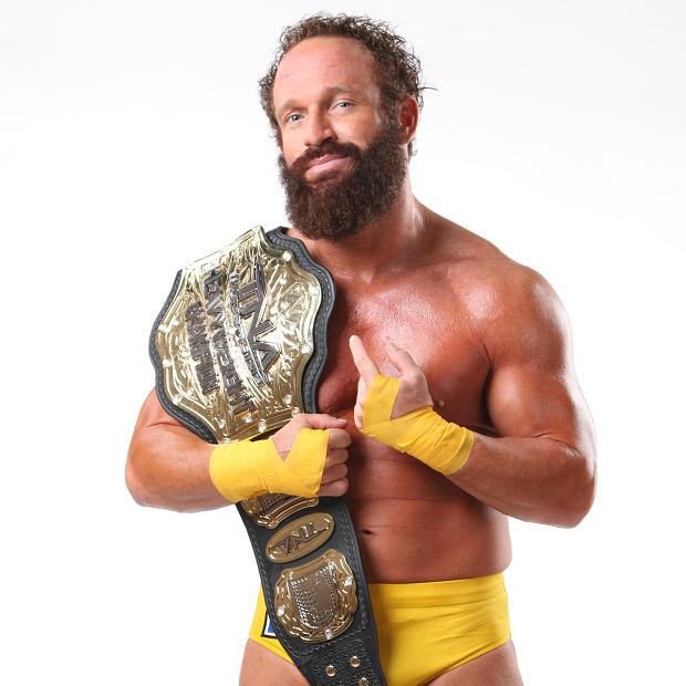Eric Young Former TNA/Impact Wrestling and Current WWE NXT Star