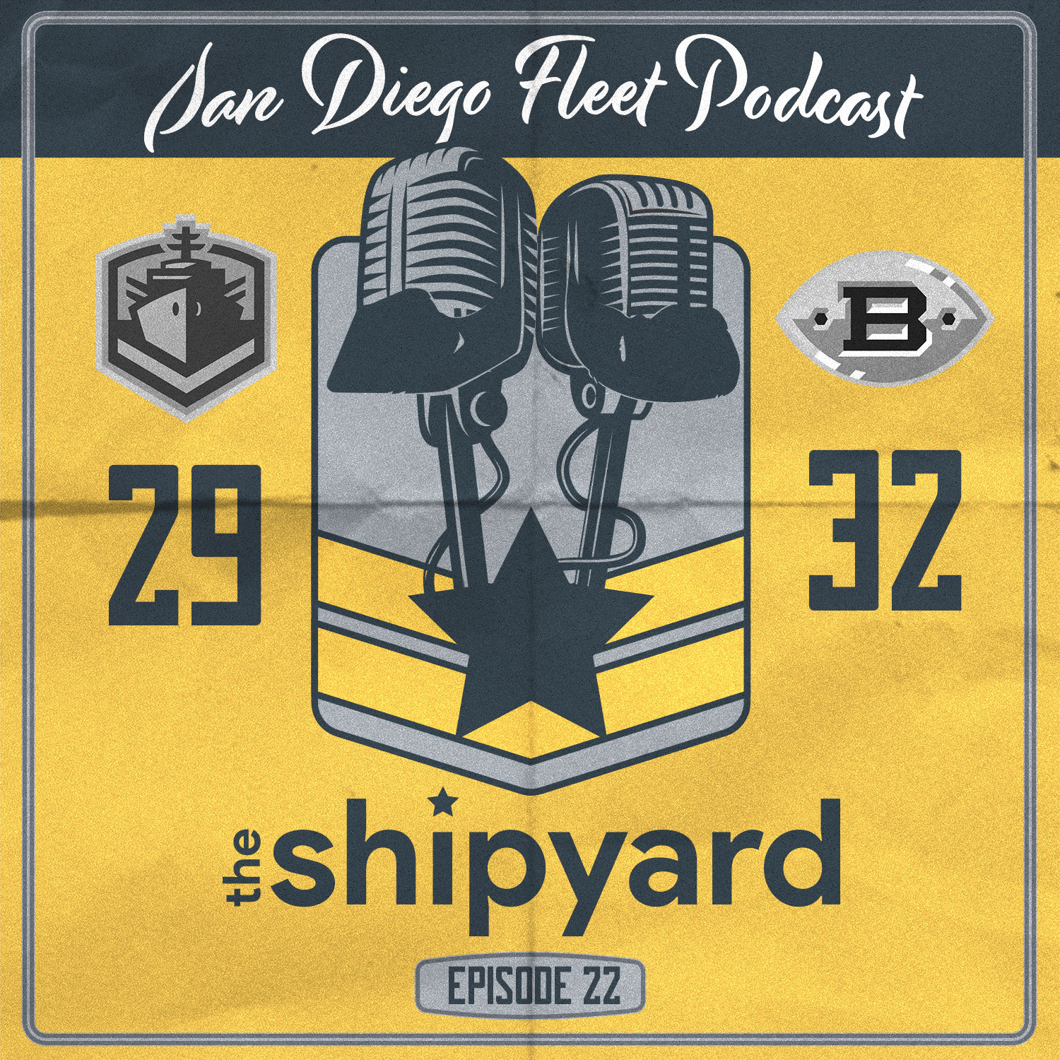 022 | San Diego Fleet fall to the Birmingham Iron