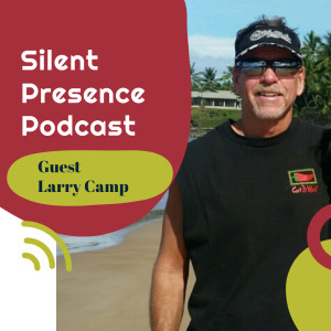 Former TV Anchor, Podcast Host & Author, Larry Camp Talks About Being Optimistic in a Pessimistic World.