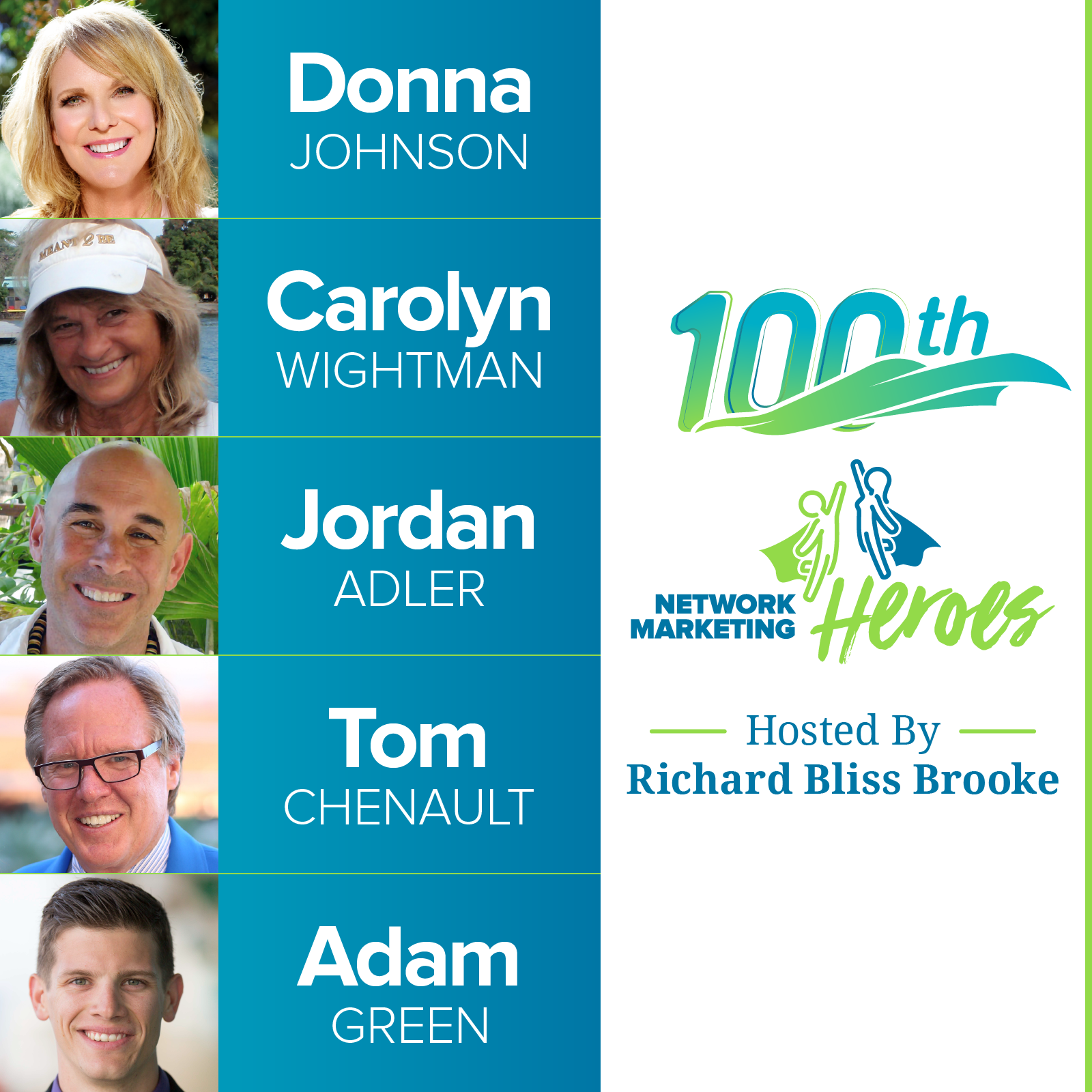 100th Network Marketing Hero Interview!