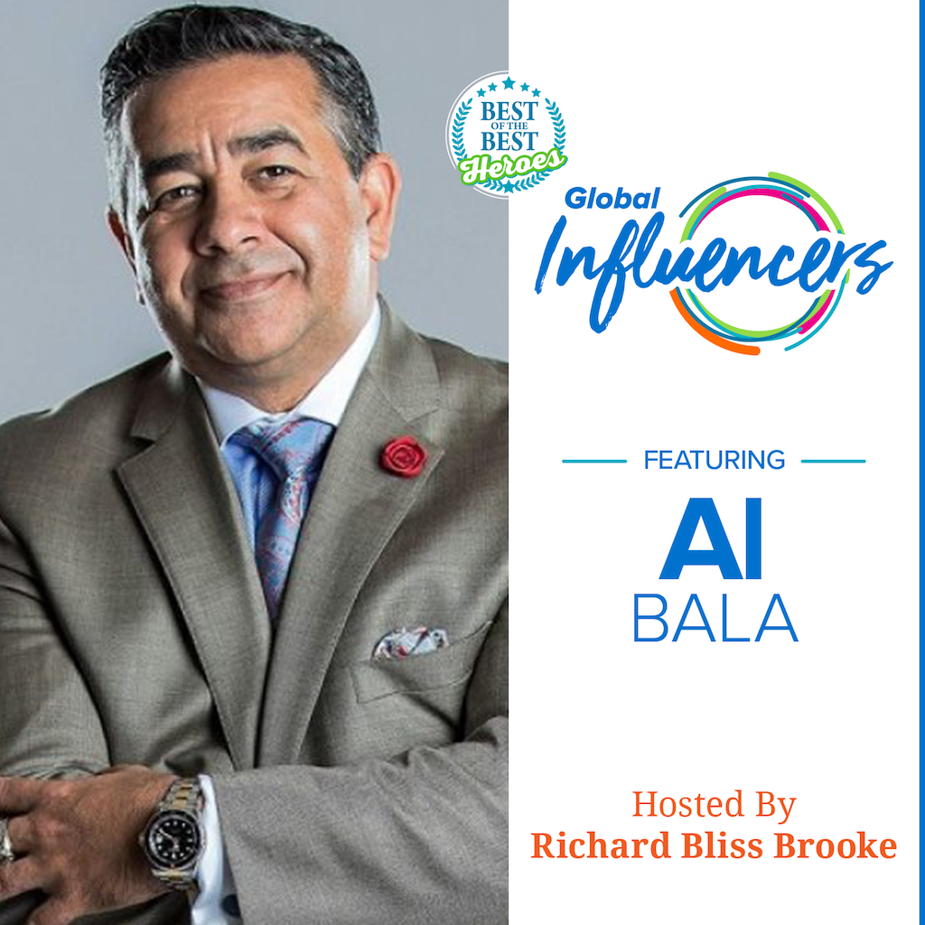Al Bala - Mannatech - Global Influencer