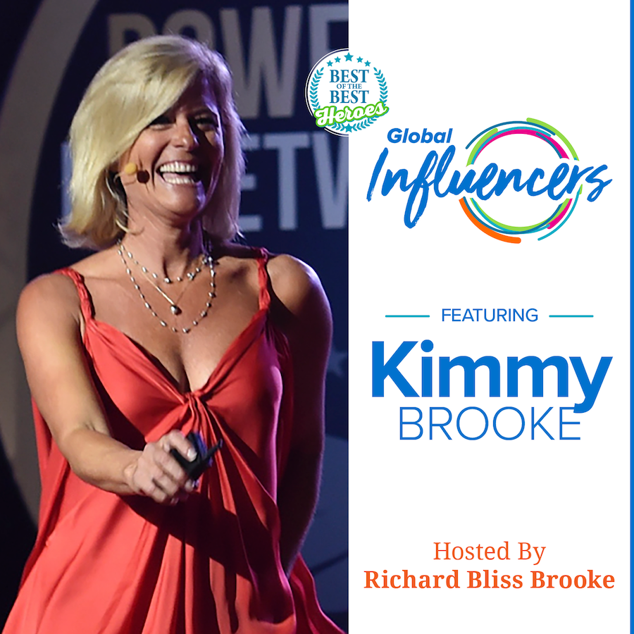 Kimmy Brooke - Global Influencer