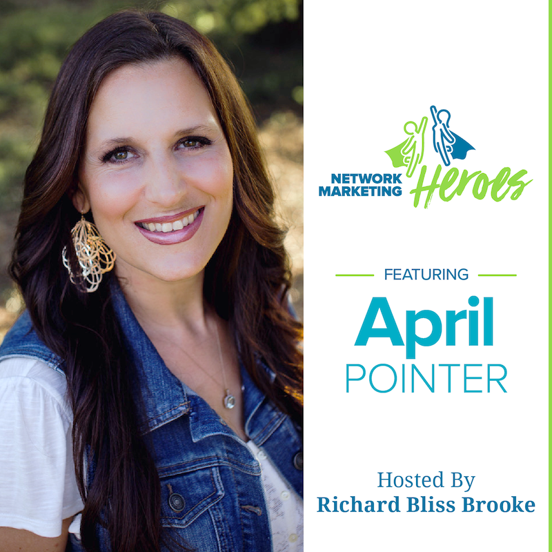 April Pointer - Young Living