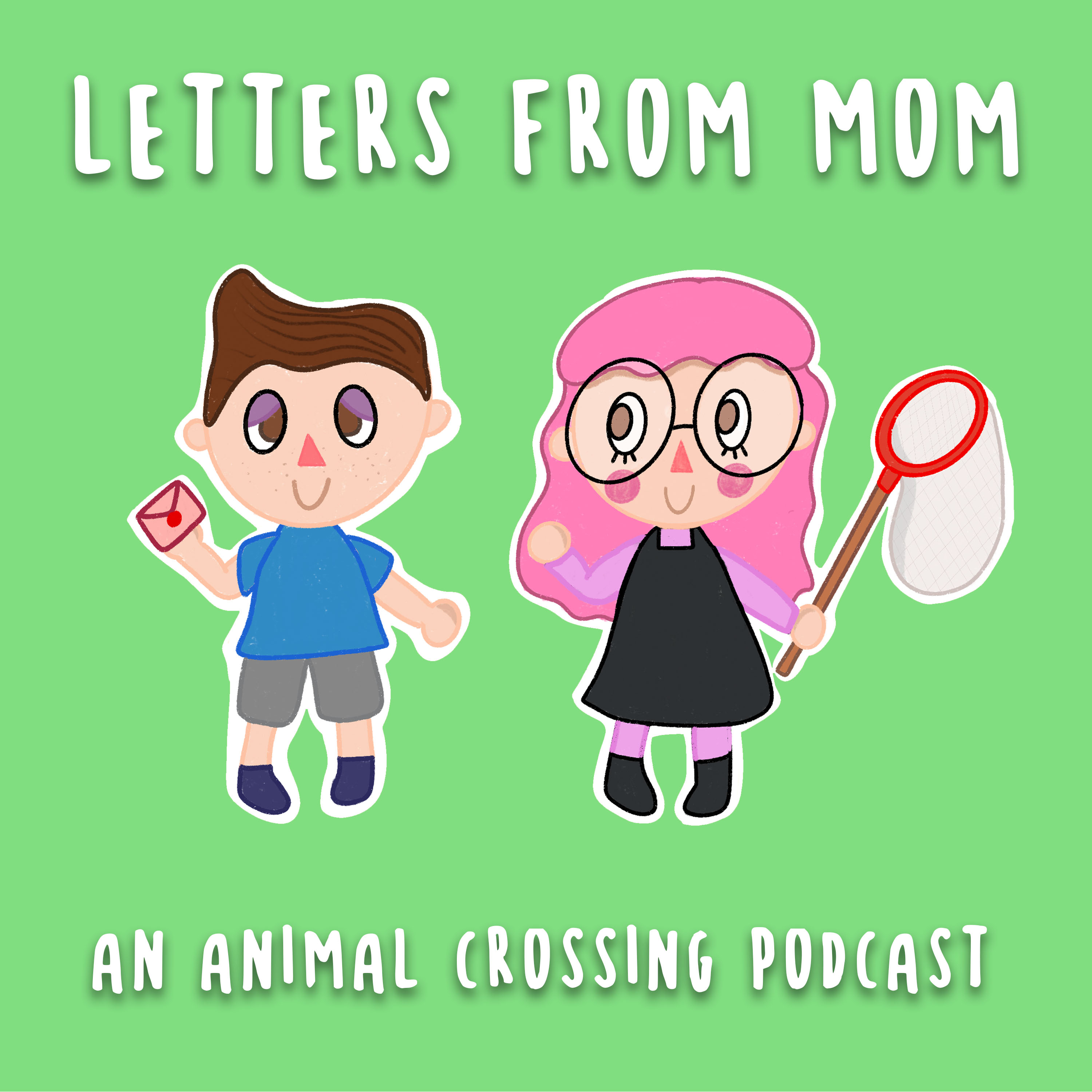 Letters From Mom - An Animal Crossing Podcast