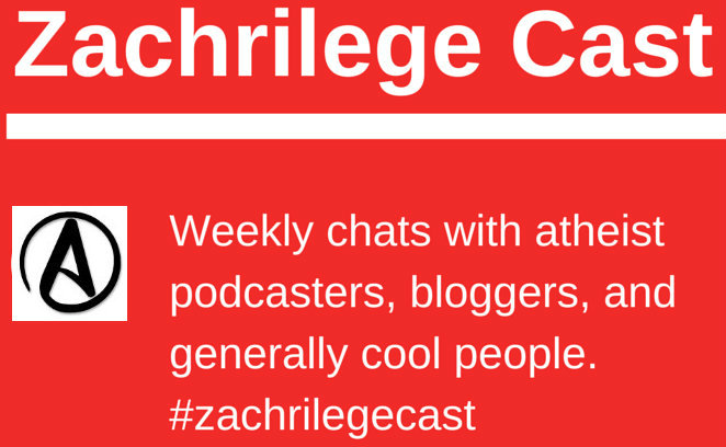 Zachrilege Cast #182 — Cognitive Dissonance