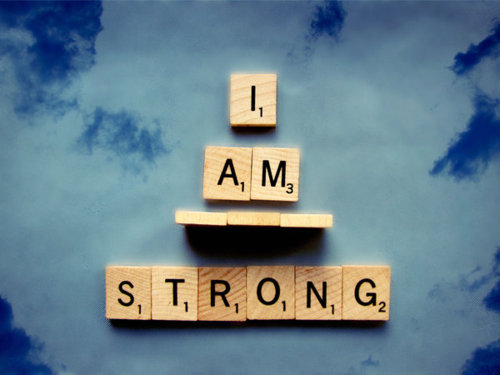 I Am. Strong