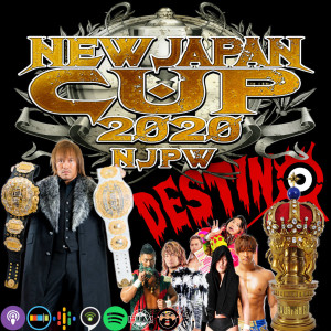 New Japan Cup 2020 Preview