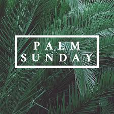 The Sun Rises in the Evening - Palm Sunday