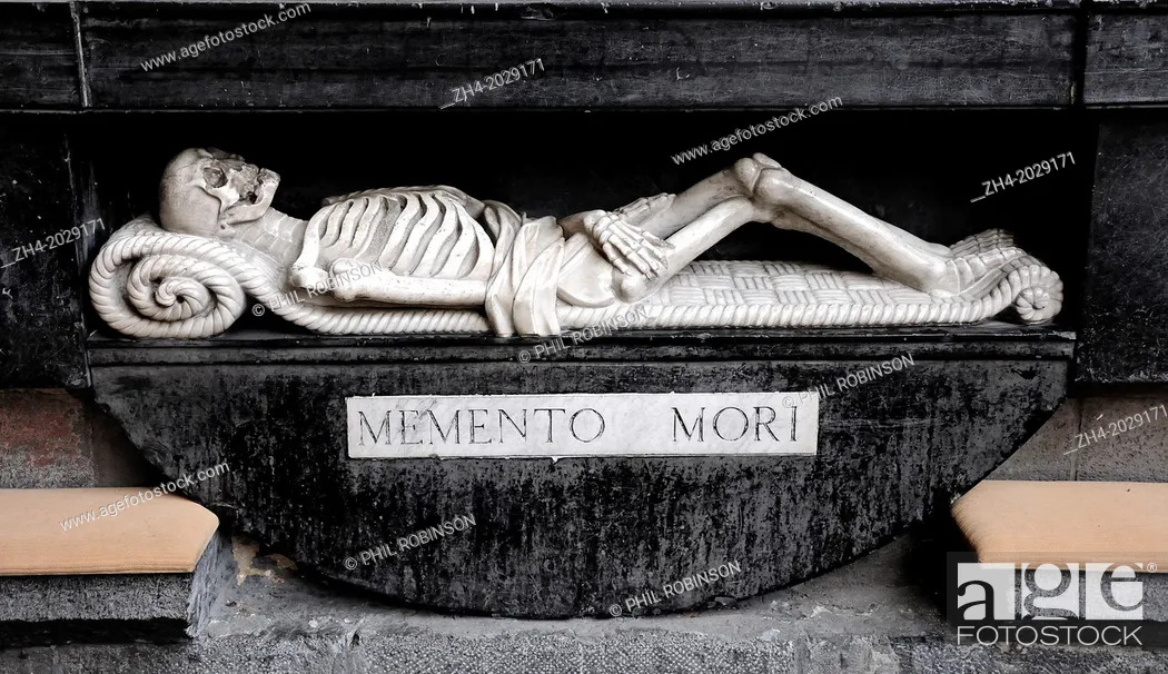 Memento Mori (Remember your Death)