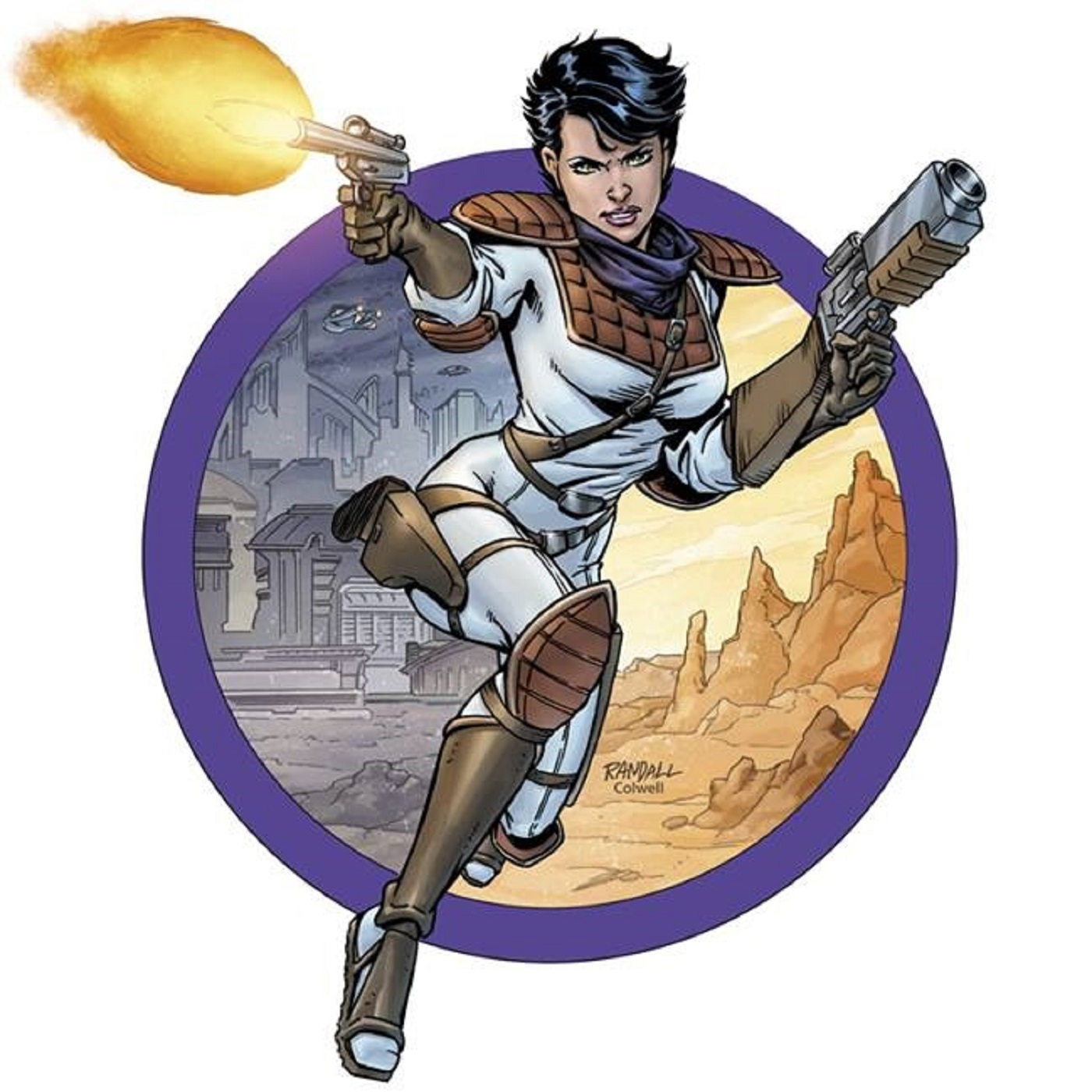 "Trekker Talk Episode 32: Ron Randall ""Battlefields"" Interview"