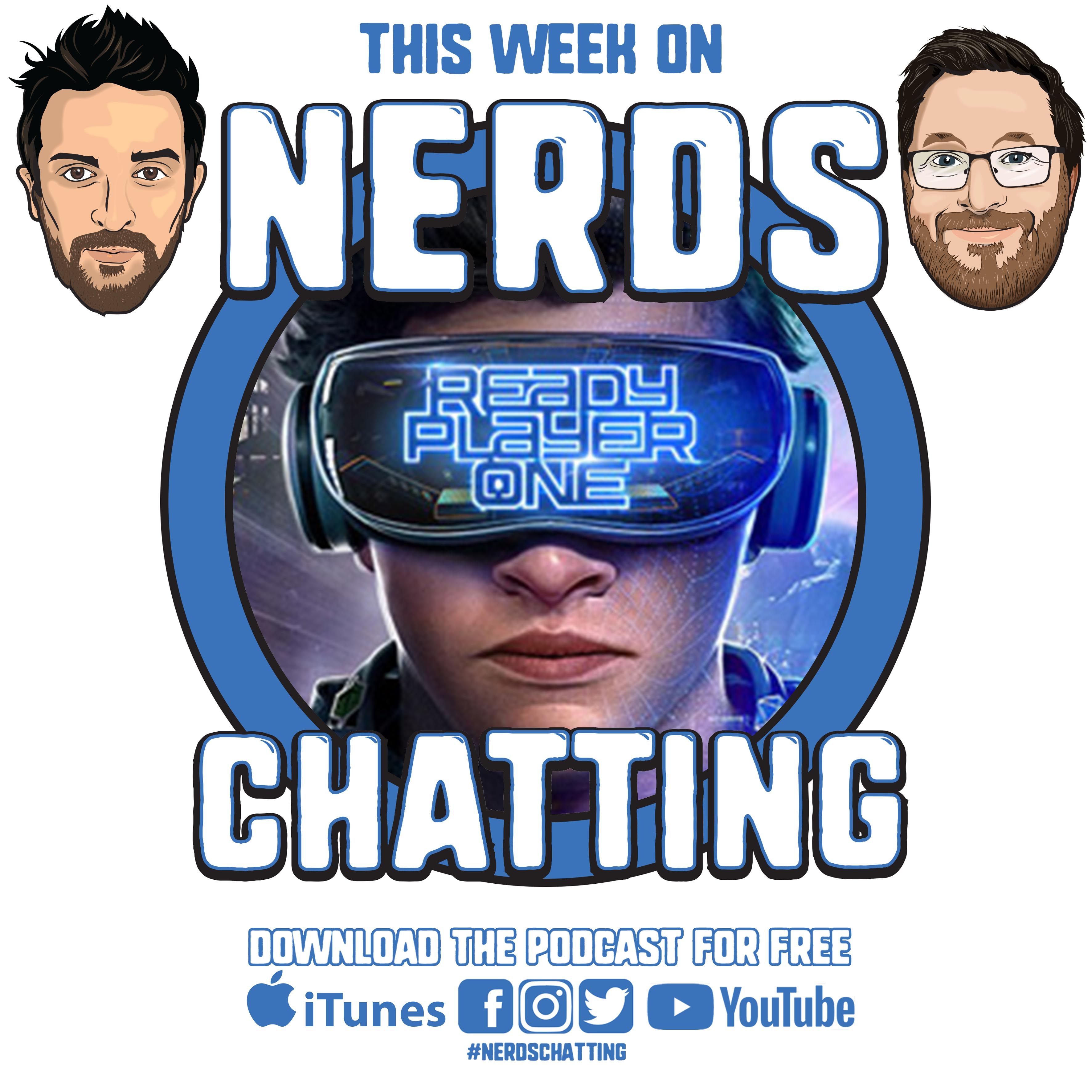 nerdschatting ready player one review