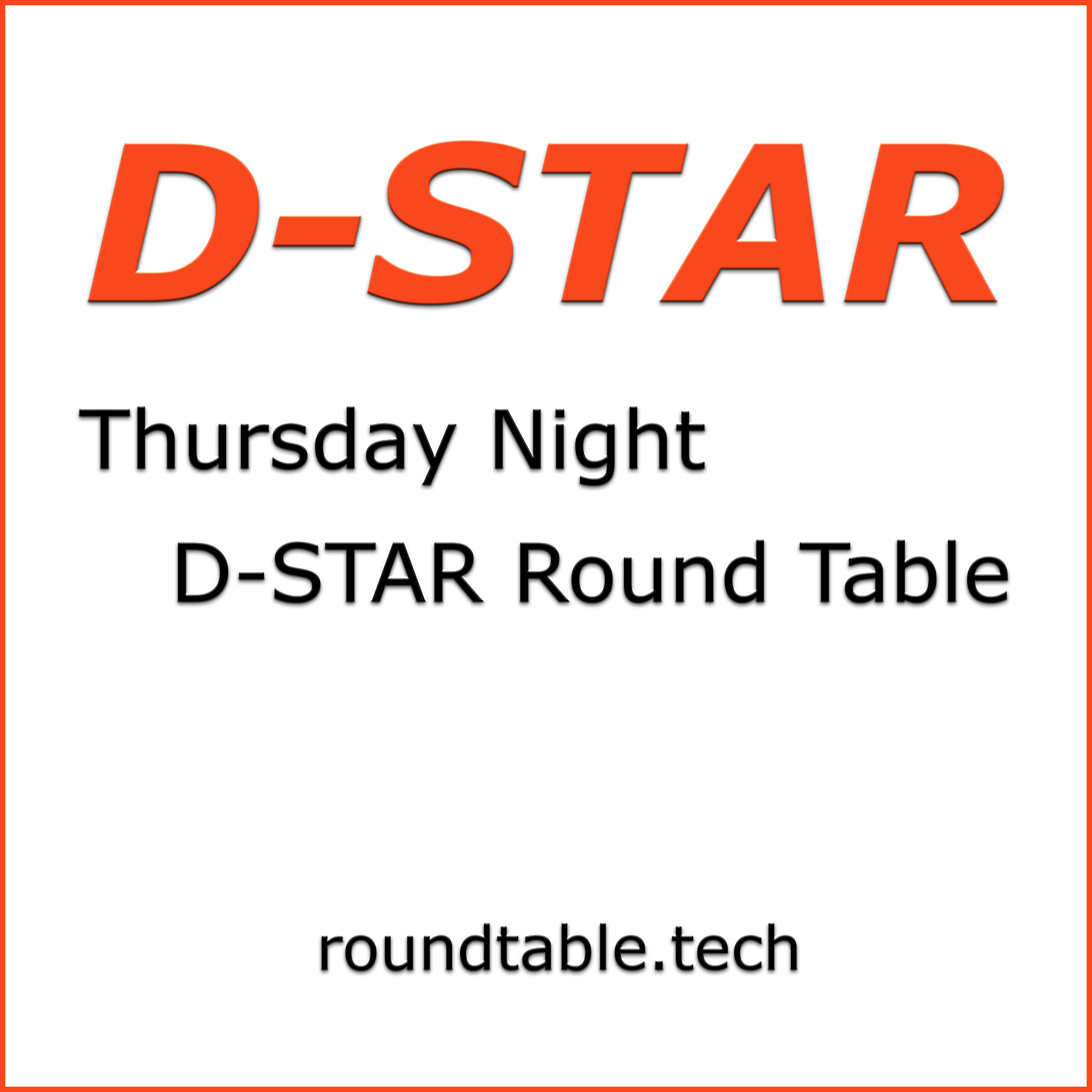 D-STAR Round Table | Podbay