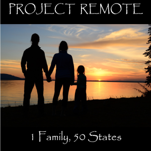 Project Remote: The Most Isolated Locations In America